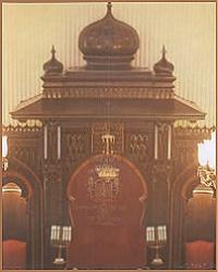 Die jüdische Gemeinde der Türkei : Liste der Synagogen