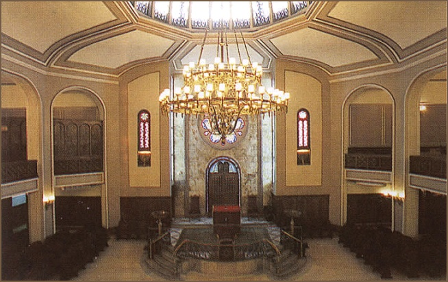 Turkish Jewish Community - Synagogues
